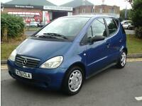 Mercedes-Benz A Class 1.6 A160 Classic 5dr£999 TRADE IN P/X PRICED TO CLEAR 2000