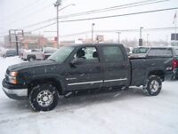 2005 Chevrolet HD1500 Pickup Truck