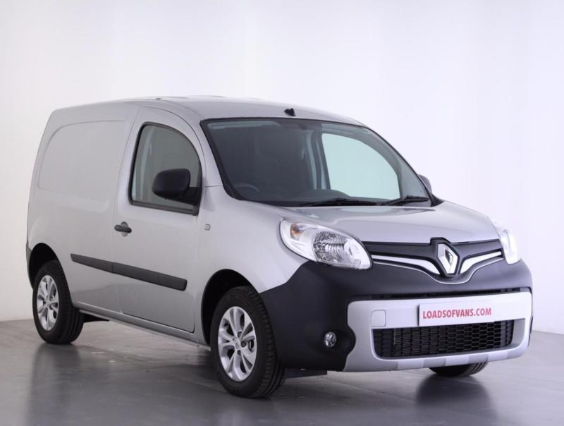 2017 renault kangoo ml19dci 110 sport van diesel silver manual in sutton london gumtree. Black Bedroom Furniture Sets. Home Design Ideas