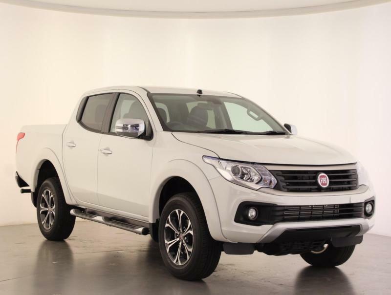 2017 fiat fullback 2 4 180hp lx double cab pick up diesel white manual in sutton london gumtree. Black Bedroom Furniture Sets. Home Design Ideas