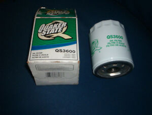 new oil filter - never used...$4.00