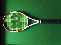 Wilson Pro Staff 100 L Tennis Racket