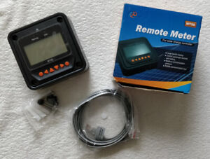 EPSolar MT-50 Remote Meter (for solar charge controller)