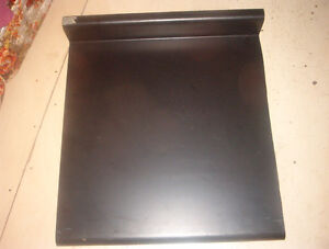 """two small pieces of counter top """"Black""""  can deliver"""