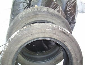 WINTER TIRES (2) 205 55 R16