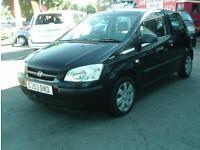 Hyundai Getz 1.1 GSi 3dr£200 SPARES OR REPAIRS 2004 (53 reg), Hatchback 64,000 m