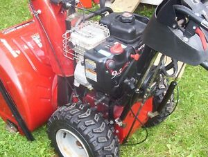 snow blower for sale       sold!!!