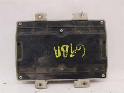 BODY CONTROL MODULE BCM COMPUTER Town & Country Caravan 2005 04692156AB (2005 Chrysler Town And Country Body Control Module)