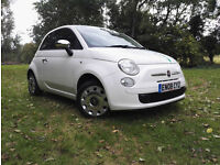 2008 Fiat 500 1.2 POP ONE OWNER FSH, NEW MOT HPI CLEAR CAMBELT CHANGED AT 65K