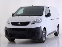 2017 Peugeot Expert 1000 1.6 BlueHDi 95 Professional Van Diesel white Manual