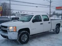 REDUCED2009 CHEV HD2500 4X4 $14800