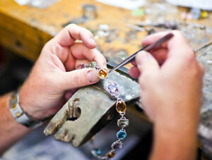 JEWELLERY REPAIRS DONE ON-SITE - 20 YEARS SERVING MONCTON!