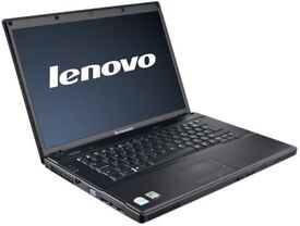 LENOVO INTEL 3000 DUALCORE 4GB 250GB HDD DVD Windows 7 Laptop