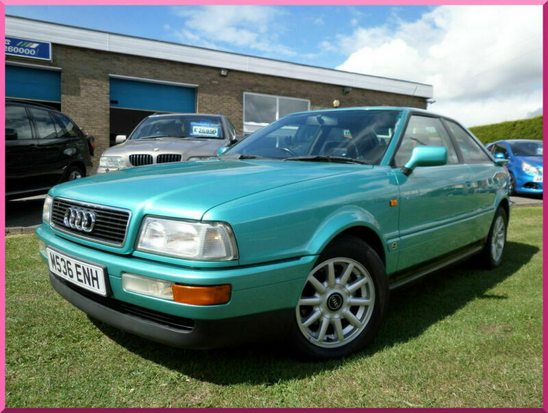1994 M AUDI COUPE 2.0 + A STUNNING EXAMPLE + MUST BE VIEWED + GREAT INVESTMENT   in Shotton ...