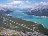 Live and Work in the Beautiful Canadian Rockies!
