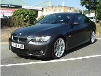 BMW 3 Series 3.0 335d M Sport 2dr£13,000 STAGE 3 TURBO UPGRADED SUSPENSION 2008
