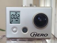 GoPro Hero HD Camera and Accessories