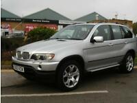 BMW X5 4.4 i SE Exclusive 5dr£6,000 FULL SERVICE HISTORY 2003 (03 reg), SUV