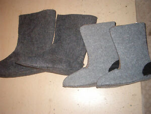 Boot liners like new! $5.00 Pr