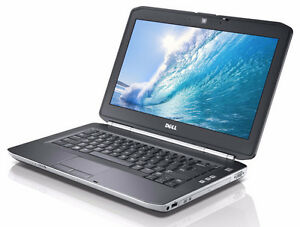 "14"" Dell latitude E5420 Core i5_2520m Webcam & HDMI Laptop"