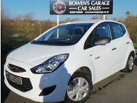 2012 (61) HYUNDAI IX20 1.4 CLASSIC 5DR - LOW MILES - FULL S/HISTORY - AIR CON