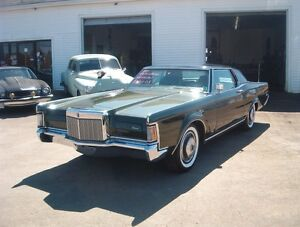 REDUCED TRADES OK 1971 LINCOLN CONTINENTAL MARK III