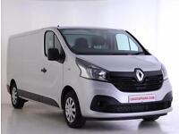 2016 Renault Trafic LL29 ENERGY dCi 125 Business+ Van EURO 6 Diesel silver Manua