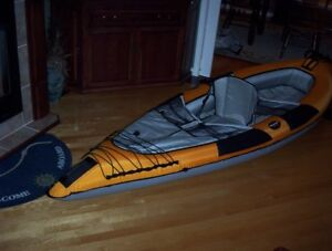 Kayak gonflable double Stearns IK140