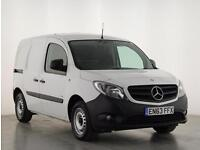 2014 Mercedes-Benz Citan 109CDI BlueEFFICIENCY Van Diesel white Manual