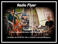 Now  Booking for  summer events, Radio Flyer, All Classics Band