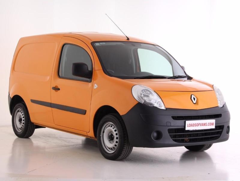 2011 Renault Kangoo Ml19dci 85 Freeway Van Diesel Orange