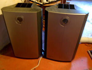 Two barely used stand up air conditioners