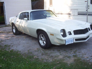 1979 Camaro for sale or Trade for UTV