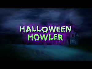 HALLOWEEN HOWLER TICKETS, Oct 28 $100 for the pair