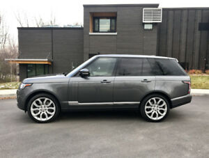 Ranger Rover 2015 Supercharged