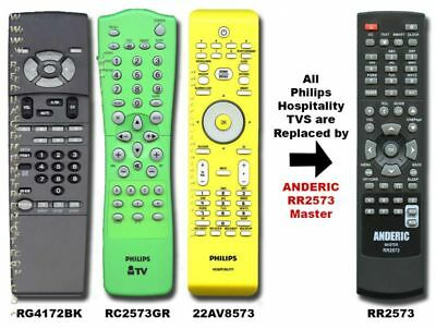 NEW PHILIPS MAGNAVOX TV REMOTE CONTROL RC4334//01 RC4333