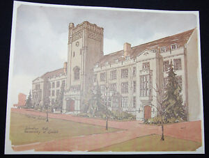 Set of 6 Colour Prints of Historic Guelph Sites Kitchener / Waterloo Kitchener Area image 2