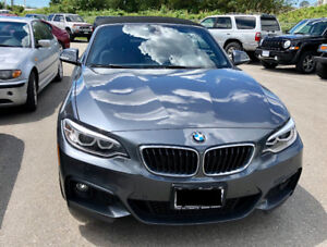 2017 BMW 230i Cabriole Lease Takeover