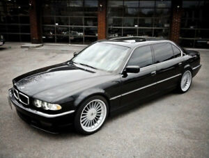 Parts for 2001 BMW 740IL