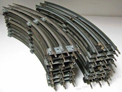 Lionel 6-65033 027 Gauge Post-War Track - 16 Sections Curved