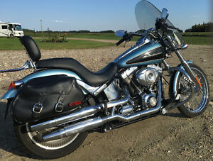 LOW MILAGE SUPER GLIDE CUSTOM