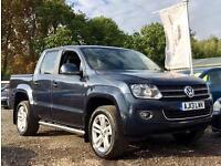 2013 Volkswagen Amarok 2.0 Highline 4MOTION Per 4dr