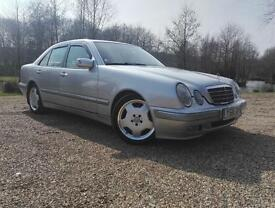 2001 Mercedes-Benz E320 CDI 3.2TD Auto Stunning Condition