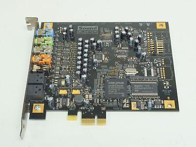Creative Labs Sound Blaster SB0880 PCI Express X-Fi Titanium Sound Card