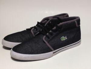 Lacoste Mens Shoes / Sneakers ~ Size 9