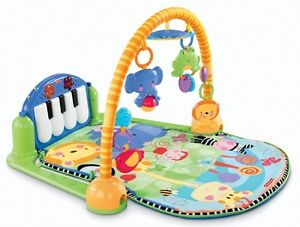 Fisher Price Discover n Grow Kick and Play Piano Gym Play mat