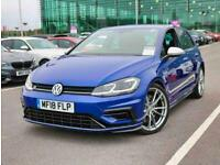2018 Volkswagen Golf 2.0 TSI 310 R 5dr DSG 19in ALLOYS Auto Hatchback Petrol Aut