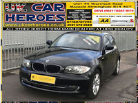 2010 BMW 116d 2.0 DIESEL SE 5 DR HATCHBACK 115 + 12 MONTH WARRANTY INCLUDE