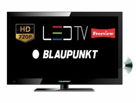 "blaupunkt 23"" led dvd combi tv"