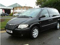 Chrysler Grand Voyager 2.8 CRD Limited 5dr£4,000 NO FINANCE PROPOSAL REFUSED